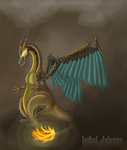 REDONE - Powered by Steam - Charizard