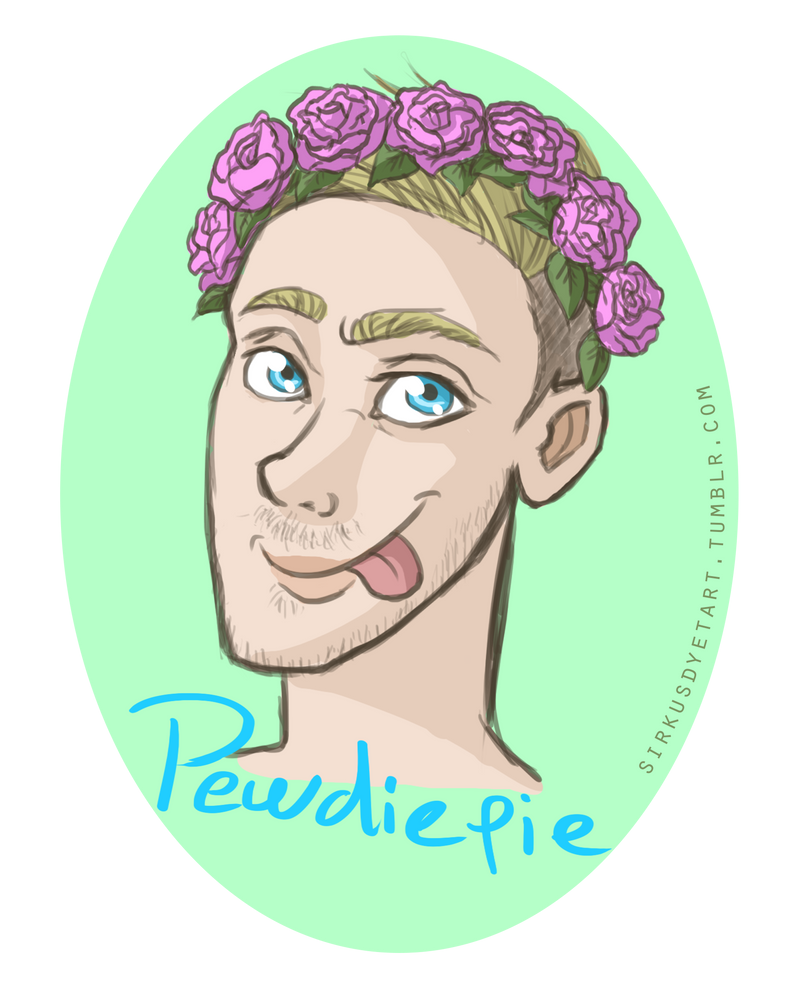 Flower Pewds by issabissabel