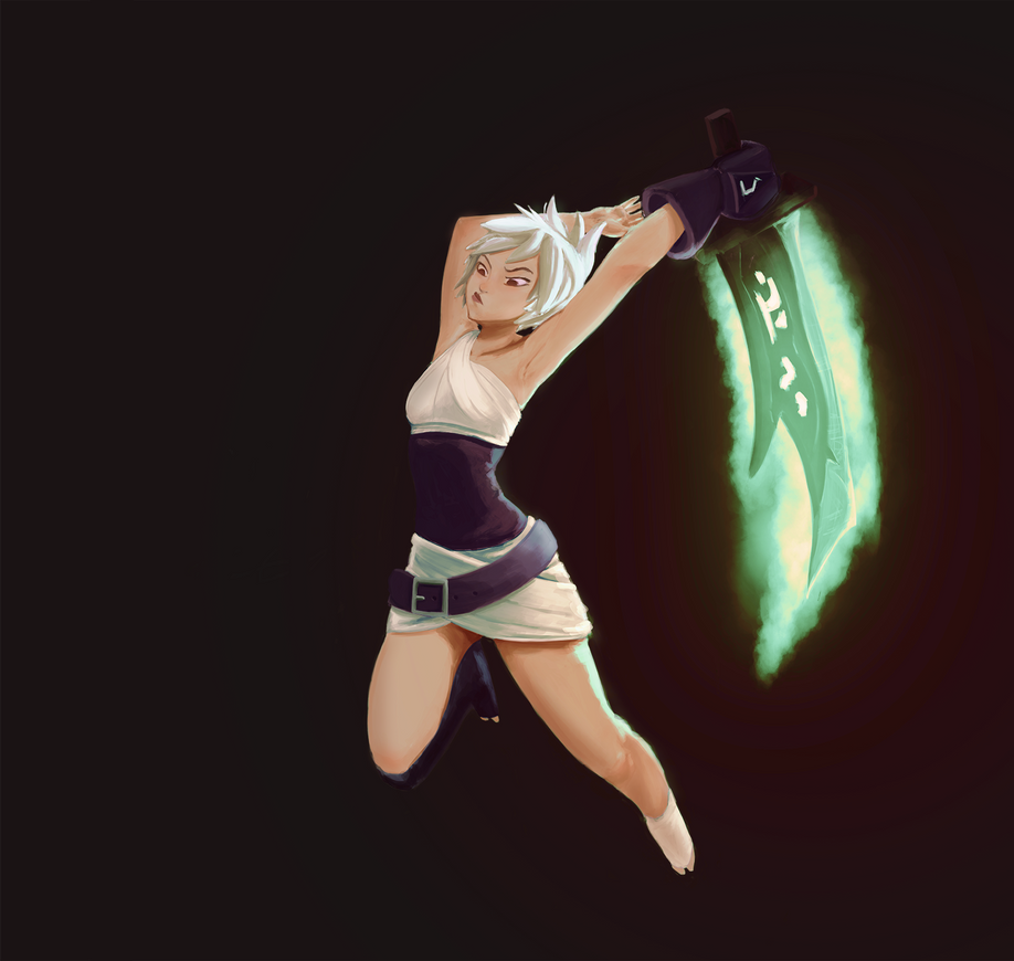 Riven by Qeir