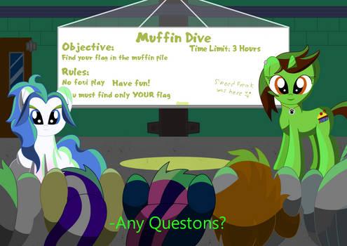 Muffin Dive Brief