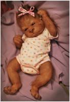 Elora the WerePup (baby werewolf) by WerePups