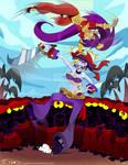 Shantae Contest Entry