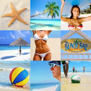 Beach Tile by go4brendon