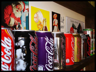 Little Coke Collection by DidyZ