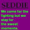 Seddie Saying
