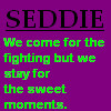 Seddie Saying by lakin5