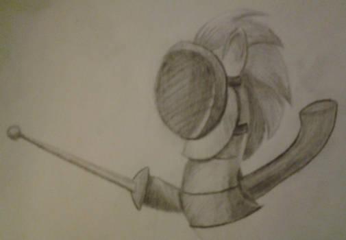 Pony Fencer (ATG Day 4)