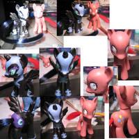 custom poniessssssssssssssssss by Opalwhisker