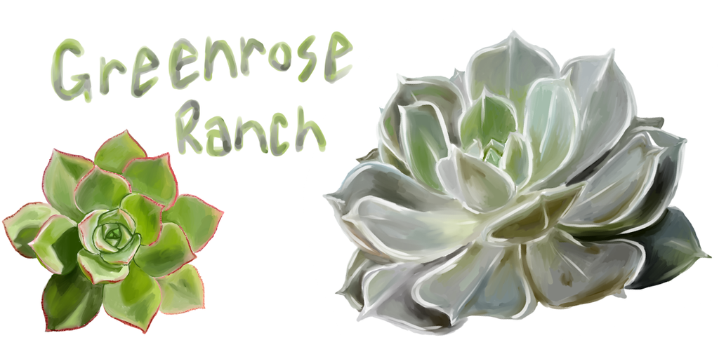 Greenrose Ranch by Opalwhisker