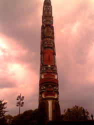 canadian totem in mexico2 by morsa78