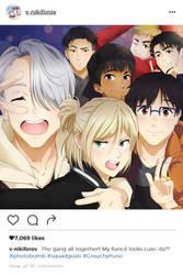 Instagram Yoi by Simona018