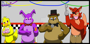 Have Fun at Freddy's!