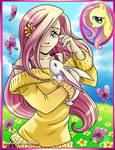 Flutter Shy My Little Pony