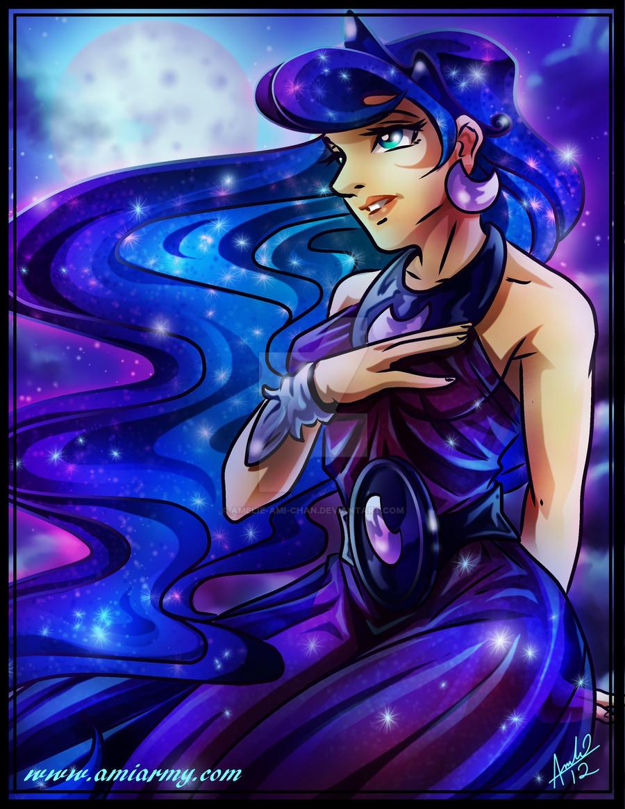 Princess luna by Amelie-ami-chan