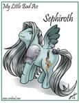 Sephiroth My Little Bad Ass