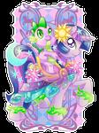 Twilight Sparkle Carousel Cutie