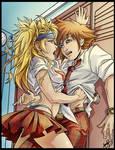 Sora Rikku Commission