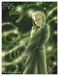 Slitherin's Golden Boy, Malfoy by Amelie-ami-chan