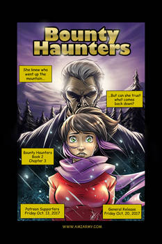 Bounty Haunters Book 2 Chapter 3 Promo
