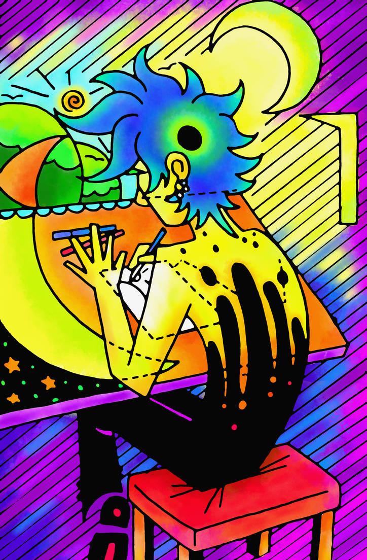 Drawing - Dibujando