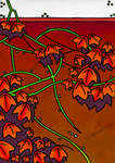 -Roter Herbst- Color by miguelam76