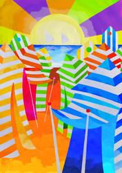 -Casetas de San Lorenzo- Just color