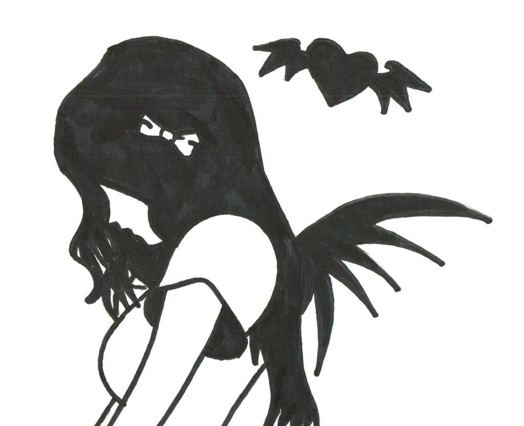 Fallen angel by missymel6 on deviantart hopeless angel by missymel6 thecheapjerseys Image collections