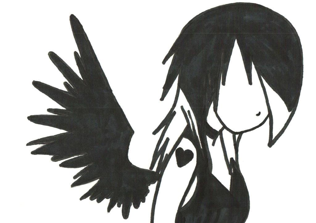 Fallen angel by missymel6 on deviantart fallen angel by missymel6 thecheapjerseys Image collections
