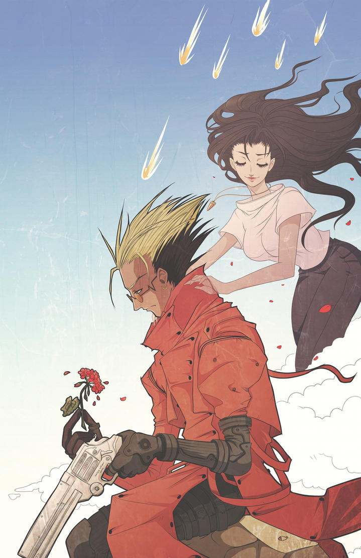 How to Become More Like Vash the Stampede