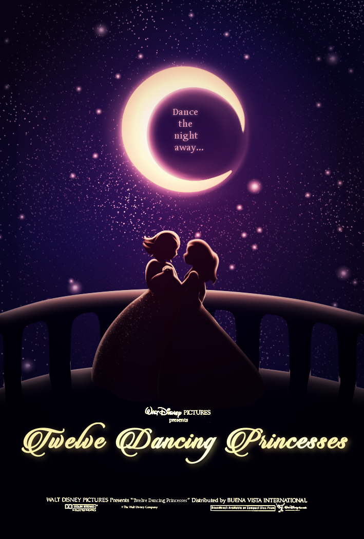 WDP Poster by Lady-Moth