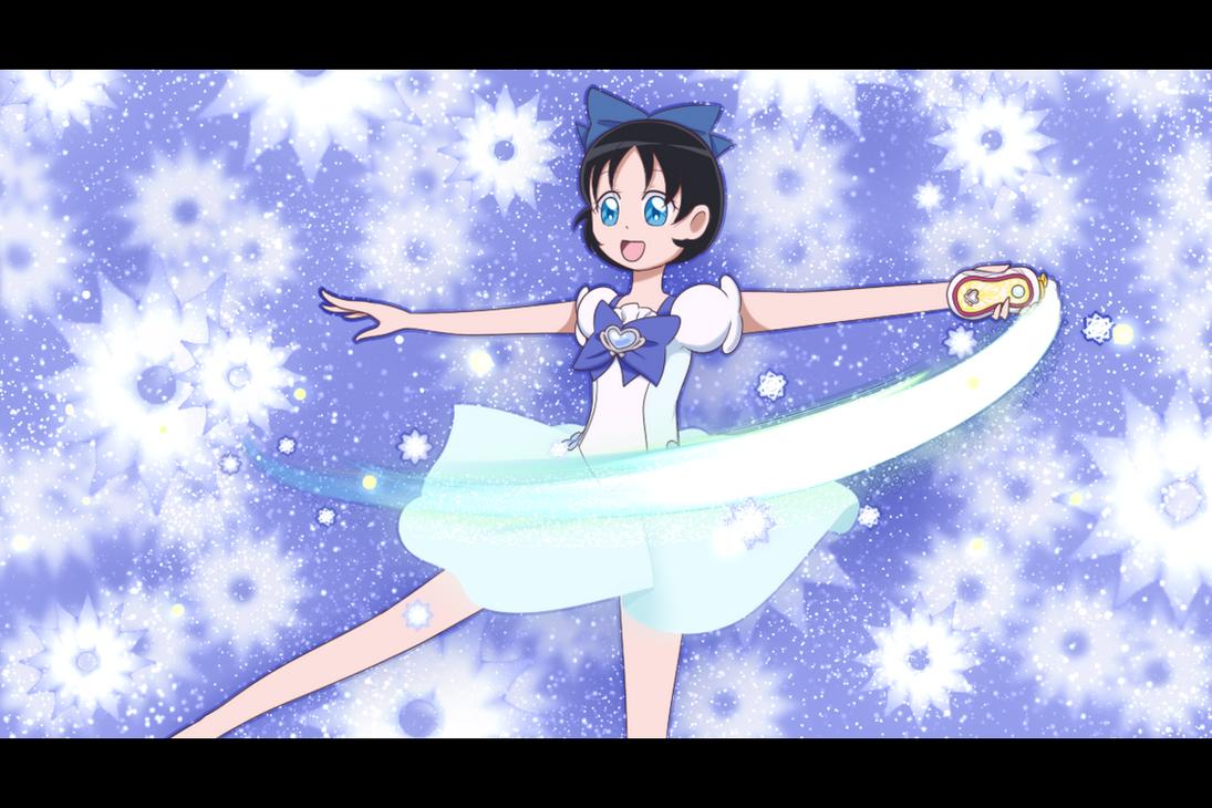 Yukiko Snowdrop by Lady-Moth