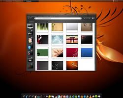 My Desktop may 2008