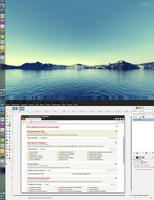 elementary x unity desktop by BigRZA