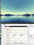 elementary x unity desktop