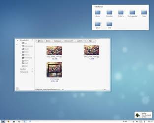 Wave Like Desktop by BigRZA