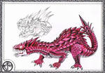 Red Dragon Hatchling