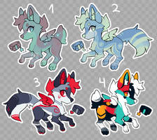 ADOPTS OPEN by AlisterIK