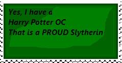 Slytherin OC stamp by Tiny-angel-622