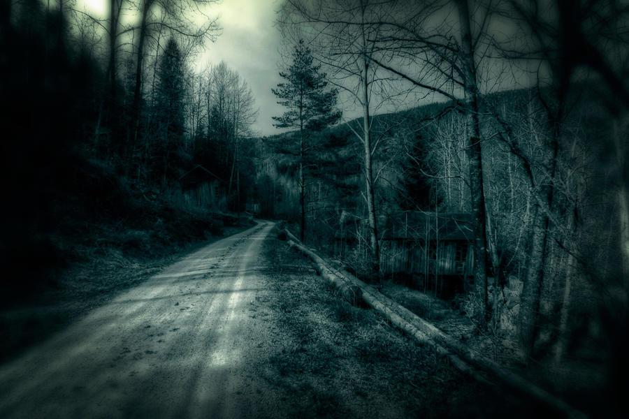 ..somewhere remote... by Espen-Alexander