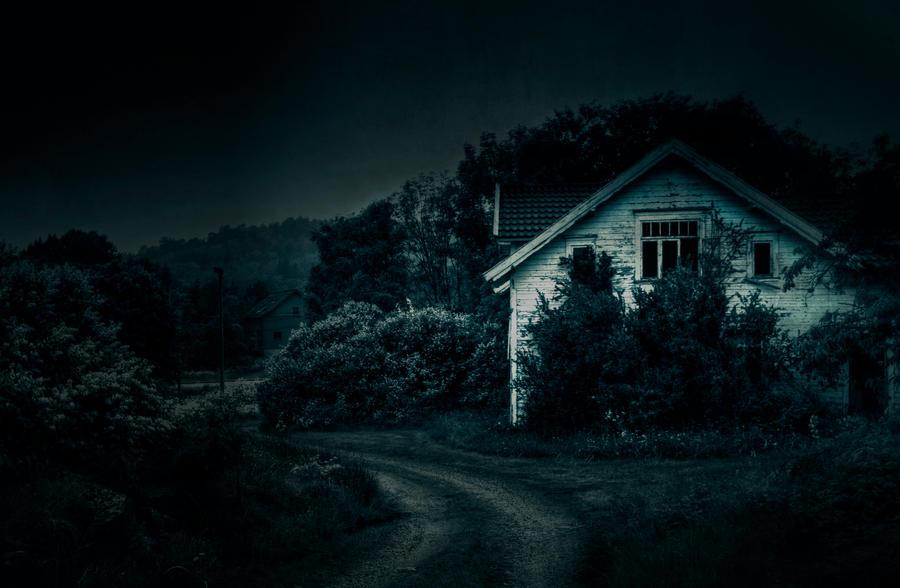 ..imens du var borte... by Espen-Alexander