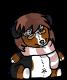 Mew Plushie by Pinkedalink