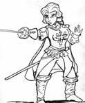 Belle Musketeer