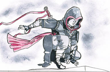 Assassin's Creed Ancient China by BasicRowan