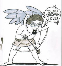 Cupid's bad day by BasicRowan