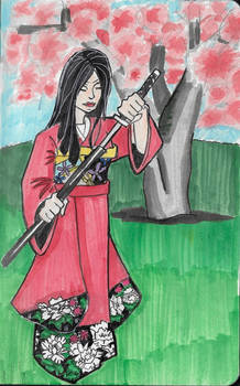The Blossom and the Blade