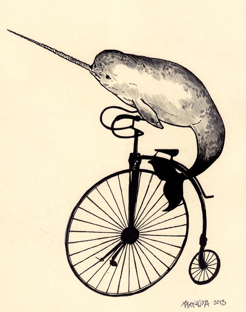 narwhal_bike_by_jasonkoza-d5s6qfp.jpg