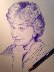 Bea Arthur - Dorothy Zbornak
