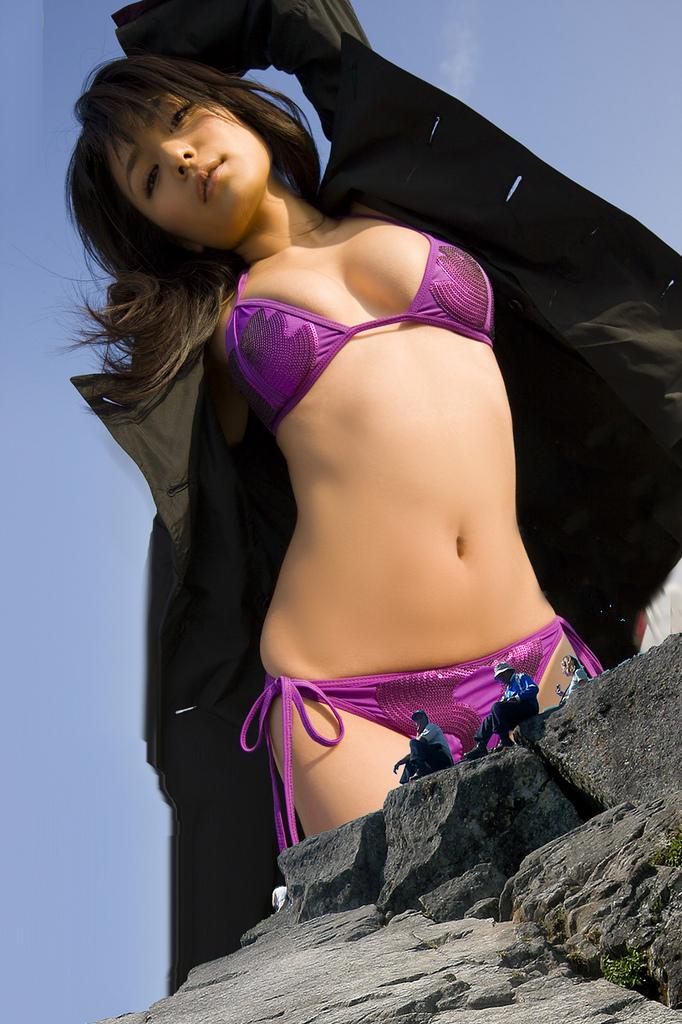 Giantess japanese
