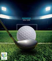 Siemens Golf 2006 by creativespikes