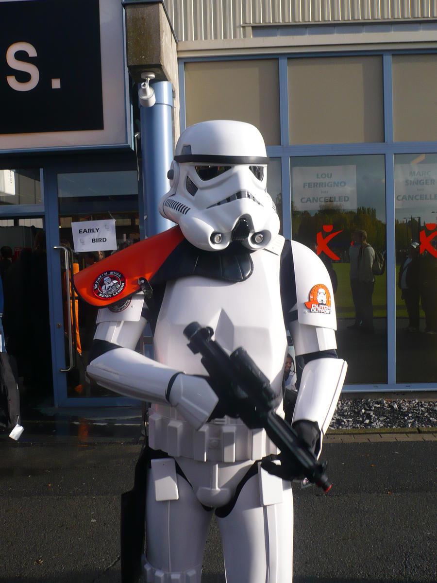 F.A.C.T.S. 3 : Stormtrooper by Ekiriam